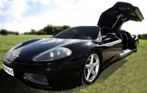 Ferrari Limousine - Prom Competition